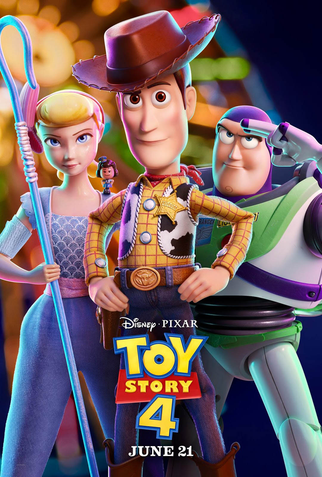 Toy Story 4 (2019) Full Movie Free Online