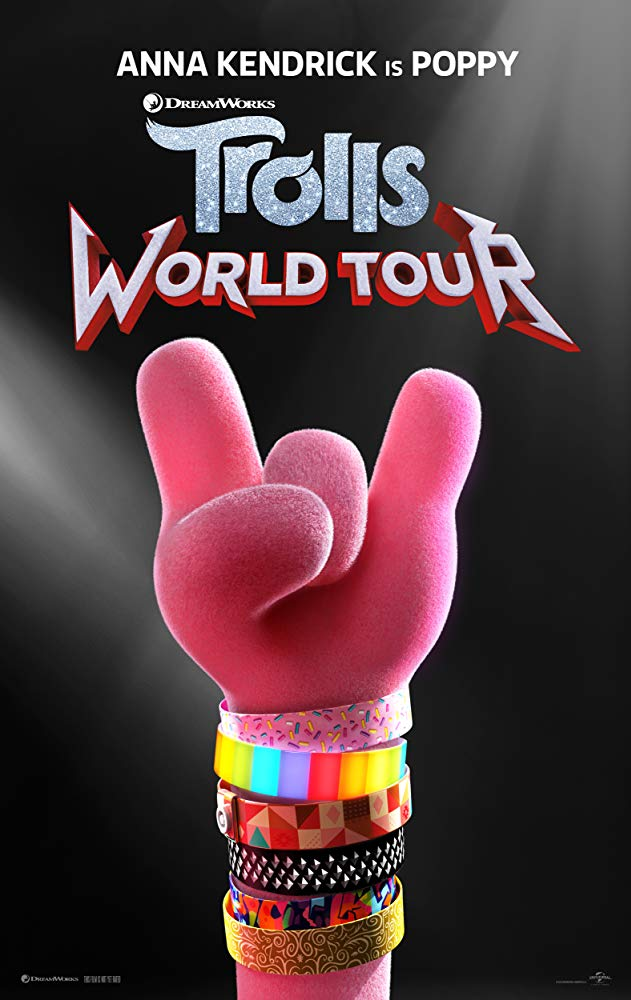 Trolls World Tour (2020) magnificent amusement Full Movie Free Online