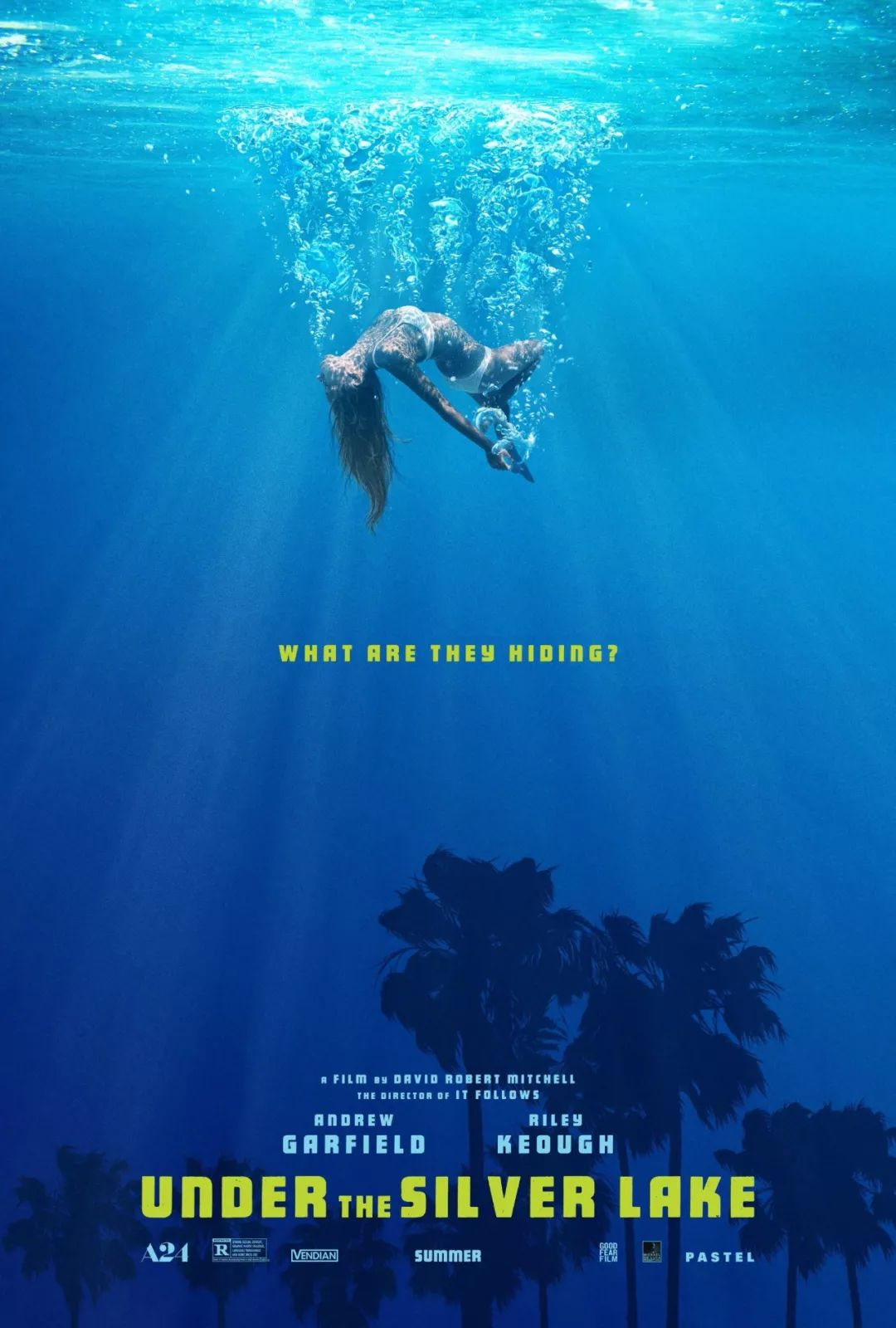 Under the Silver Lake (2018) Full Movie Free netflix Online