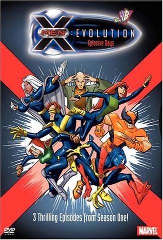 X-Men Evolution (seasons 1,2,3,4)