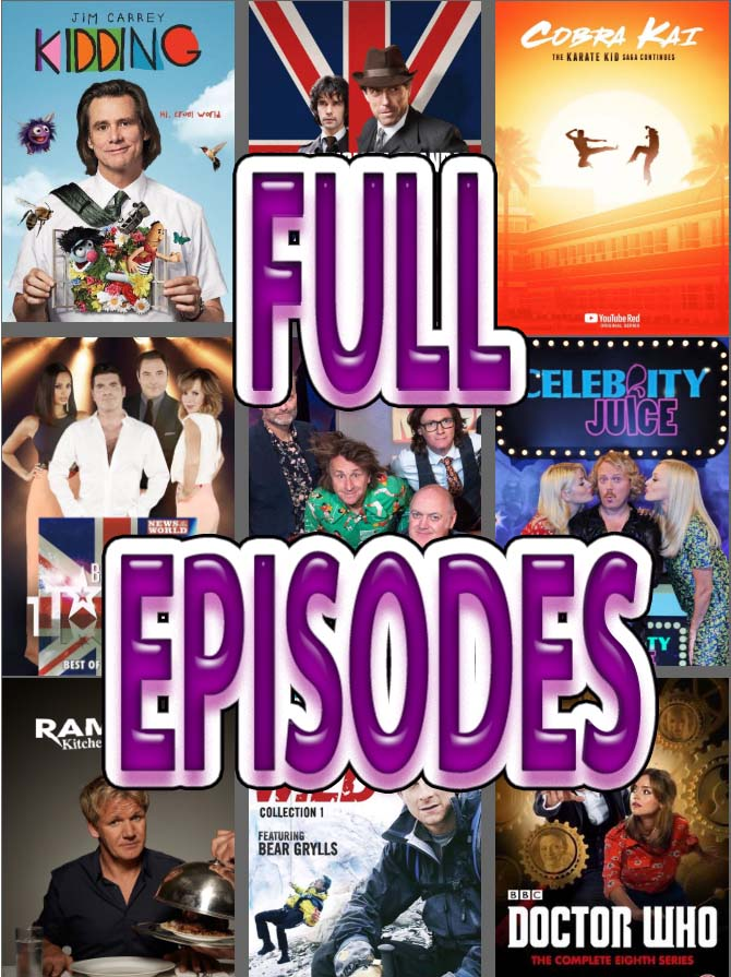 Full Episodes TV Series