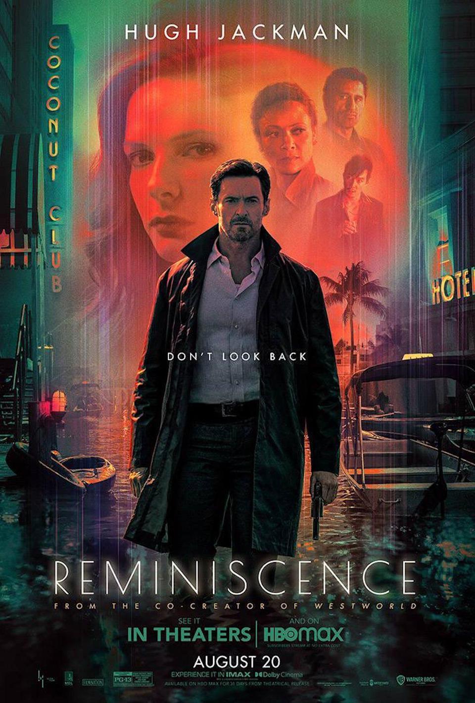 Reminiscence,poster