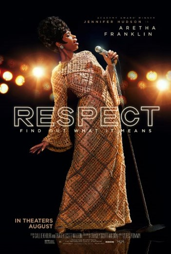 respect, movie, poster